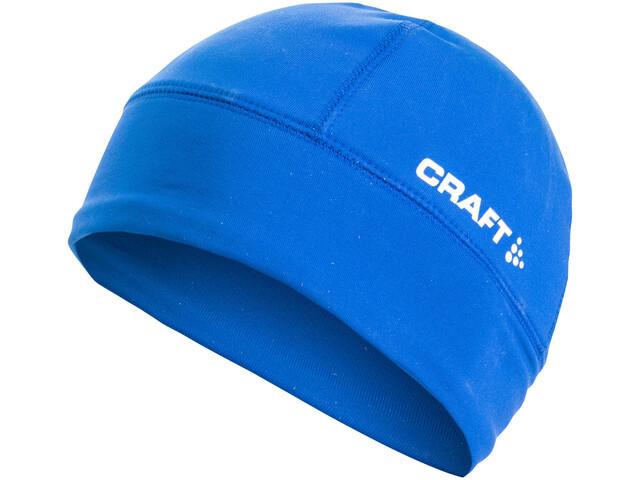 Craft Light Cykelkeps Thermal Hat blå